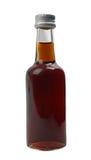 μπουκάλι minibar στοκ φωτογραφία με δικαίωμα ελεύθερης χρήσης
