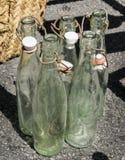 μπουκάλια παλαιά Στοκ Φωτογραφία