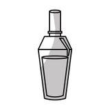 Μπουκάλια πετρελαίου χαλάρωσης Στοκ Φωτογραφία
