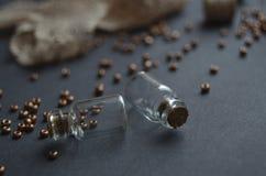 Μπουκάλια Decirative Στοκ εικόνα με δικαίωμα ελεύθερης χρήσης
