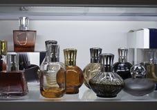μπουκάλια parfume Στοκ φωτογραφία με δικαίωμα ελεύθερης χρήσης