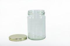 Μπουκάλι γυαλιού Στοκ εικόνα με δικαίωμα ελεύθερης χρήσης