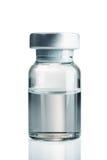 Μπουκάλι εμβολίων Στοκ Εικόνες