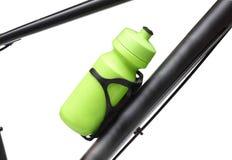 Μπουκάλι νερό ποδηλάτων στοκ φωτογραφία με δικαίωμα ελεύθερης χρήσης