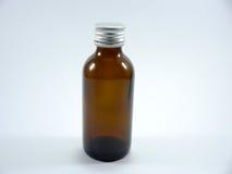 Μπουκάλι της ιατρικής Στοκ φωτογραφίες με δικαίωμα ελεύθερης χρήσης