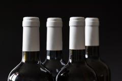 Μπουκάλι του κρασιού Στοκ εικόνες με δικαίωμα ελεύθερης χρήσης
