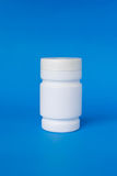 Μπουκάλι φαρμάκων Στοκ εικόνα με δικαίωμα ελεύθερης χρήσης