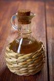 Μπουκάλι φυτικού ελαίου Στοκ Εικόνες