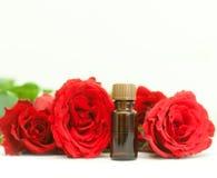 Μπουκάλι aromatherapy Στοκ εικόνες με δικαίωμα ελεύθερης χρήσης