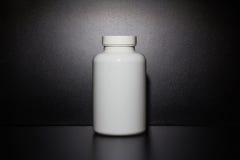 Μπουκάλι Vitarmin Στοκ εικόνες με δικαίωμα ελεύθερης χρήσης
