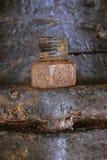 μπουλόνι στοκ φωτογραφία με δικαίωμα ελεύθερης χρήσης