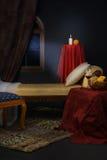 μπουντουάρ Στοκ φωτογραφία με δικαίωμα ελεύθερης χρήσης
