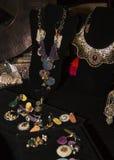 Μπουτίκ εξαρτημάτων μόδας γυναικών Στοκ Εικόνα