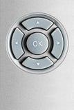 μπουτόν ελέγχου απομακρ& Στοκ φωτογραφία με δικαίωμα ελεύθερης χρήσης