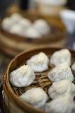 Μπουλέττες σούπας, μακρύ bao του Xiao Στοκ εικόνες με δικαίωμα ελεύθερης χρήσης