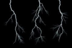Μπουλόνια αστραπής Στοκ φωτογραφία με δικαίωμα ελεύθερης χρήσης