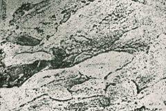 Μπουλόνι στη σύσταση πετρών Στοκ Φωτογραφίες