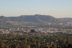 Μπούρμπανκ-Glendale Καλιφόρνια Στοκ εικόνα με δικαίωμα ελεύθερης χρήσης