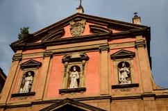 Μπολόνια Ιταλία Στοκ εικόνα με δικαίωμα ελεύθερης χρήσης