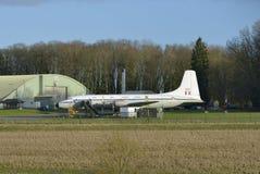 Μπρίστολ Britannia XM496 «Regulus» στοκ φωτογραφίες με δικαίωμα ελεύθερης χρήσης