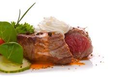 μπριζόλα βόειου κρέατος Στοκ Φωτογραφία