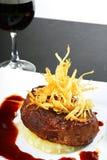 μπριζόλα βόειου κρέατος &tau Στοκ Φωτογραφίες