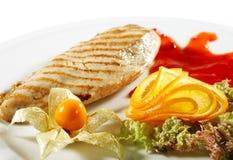 μπριζόλα κοτόπουλου στοκ φωτογραφίες με δικαίωμα ελεύθερης χρήσης