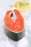 μπριζόλα σολομών Στοκ φωτογραφία με δικαίωμα ελεύθερης χρήσης