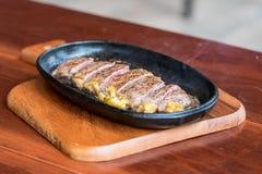 Μπριζόλα βόειου κρέατος Στοκ Εικόνες