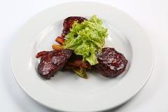 Μπριζόλα πιπεριών Στοκ εικόνα με δικαίωμα ελεύθερης χρήσης