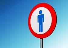 μπροστά άνθρωποι Στοκ εικόνες με δικαίωμα ελεύθερης χρήσης