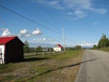 μπροστά δρόμος Στοκ Φωτογραφία