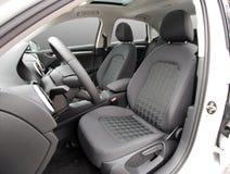 Μπροστινά καθίσματα αυτοκινήτων στοκ φωτογραφίες με δικαίωμα ελεύθερης χρήσης