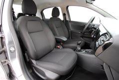 Μπροστινά καθίσματα αυτοκινήτων στοκ εικόνες