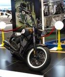 Μπροστινή άποψη μοτοσικλετών νίκης Στοκ Εικόνα
