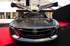 Μπροστινή άποψη Monza Opel Στοκ φωτογραφία με δικαίωμα ελεύθερης χρήσης