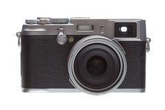 Μπροστινή αναδρομική ορισμένη κάμερα Veiw Στοκ εικόνες με δικαίωμα ελεύθερης χρήσης