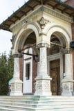 Μπροστινή είσοδος Ορθόδοξων Εκκλησιών Στοκ Φωτογραφίες