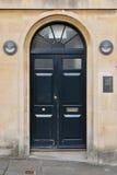 Μπροστινή πόρτα σπιτιών Στοκ Εικόνες