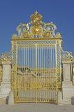 μπροστινή πύλη Βερσαλλίε&sigm Στοκ εικόνα με δικαίωμα ελεύθερης χρήσης
