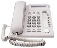 μπροστινή τηλεφωνική όψη IP Στοκ Εικόνα