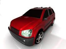 μπροστινή όψη αυτοκινήτων απεικόνιση αποθεμάτων