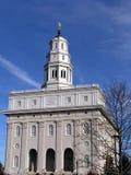 μπροστινός ναός nauvoo Στοκ εικόνα με δικαίωμα ελεύθερης χρήσης