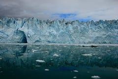 μπροστινός παγετώνας Στοκ Φωτογραφία