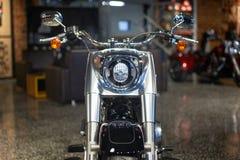 Μπροστινό δίκρανο μοτοσικλετών στοκ φωτογραφία με δικαίωμα ελεύθερης χρήσης