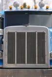 μπροστινό ημι truck τελών Στοκ Εικόνες