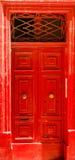 μπροστινό σπίτι πορτών στοκ εικόνες