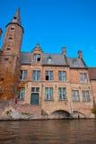 Μπρυζ, Βέλγιο στοκ φωτογραφίες