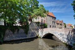 Μπρυζ - Βέλγιο Στοκ φωτογραφία με δικαίωμα ελεύθερης χρήσης