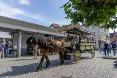 Μπρυζ, Βέλγιο Στοκ Εικόνα